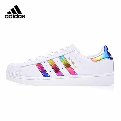 Original New Authentic Adidas SUPERSTAR Shamrock Men and Women - ar-sho.com