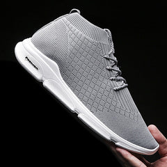 Hemmyi Fashion Male Shoes Adult Summer Breathable