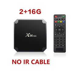 DQiDianZ X96mini Android 7.1 X96 mini Smart TV BOX S905W