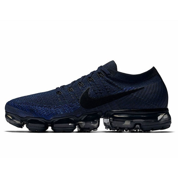 Original Official Nike Air VaporMax Be True Flyknit Breathable Men's Running Shoes - ar-sho.com