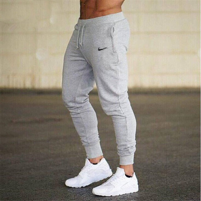 New Men Joggers Brand Male Trousers Casual Pants