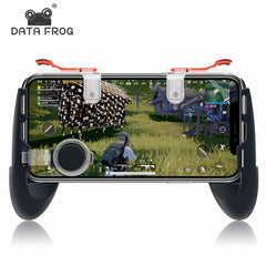 Data Frog For Pubg Game Gamepad For Mobile Phone Game Controller - ar-sho.com