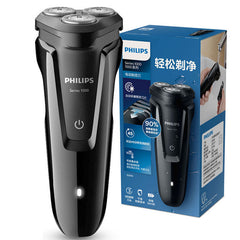 Philips Rechargeable Electric Shaver for Men S1010 Ergonomics Handle Wet/Dry - ar-sho.com