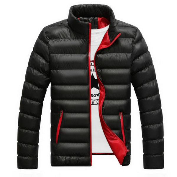 CW Autumn Winter Men Jacket Brand