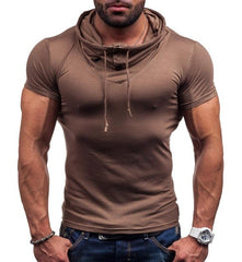 Summer Fashion Men  Leisure Brand Turtleneck