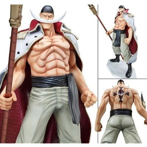 [] Anime One Piece POP Whitebeard Edward Newgate