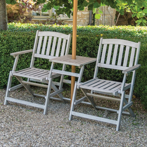Dorset Folding Chairs With Tab