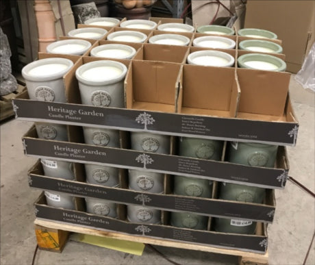 Box Of 80 Heritage Candles