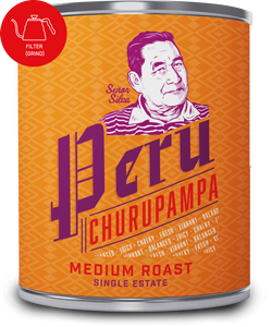 Peru, Churupampa Filter Coffee