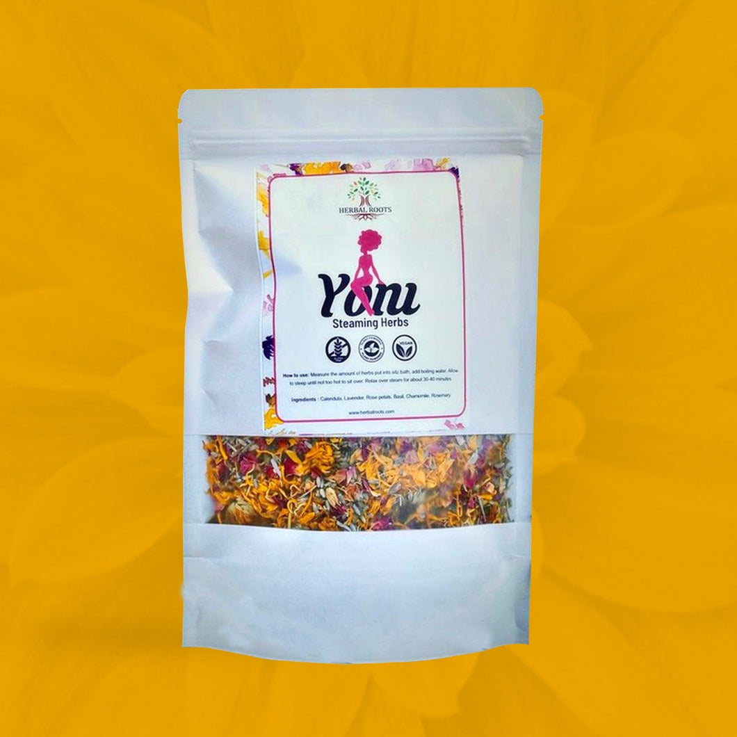 Yoni Herbal Steam