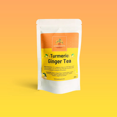 Turmeric & Ginger Tea