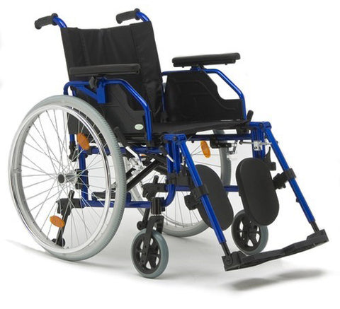 Aluminium Wheelchair FS250LCPQ