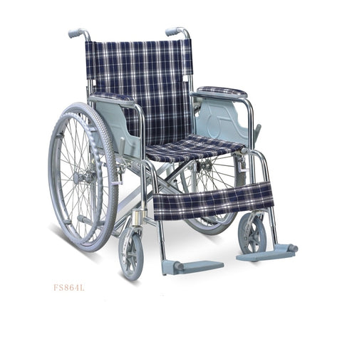 Lightweight Aluminium Wheelchair FS864L-46