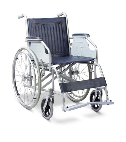 Powder Coated Wheelchair FS869X-46