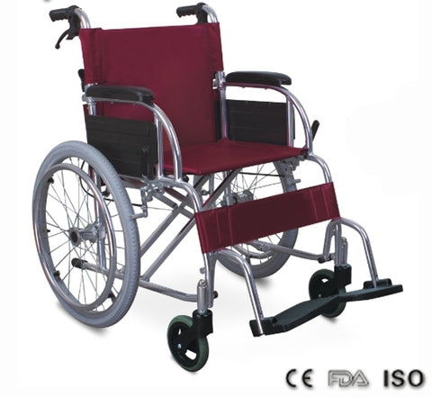 Lightweight Aluminium Wheelchair FS878LAJ-41