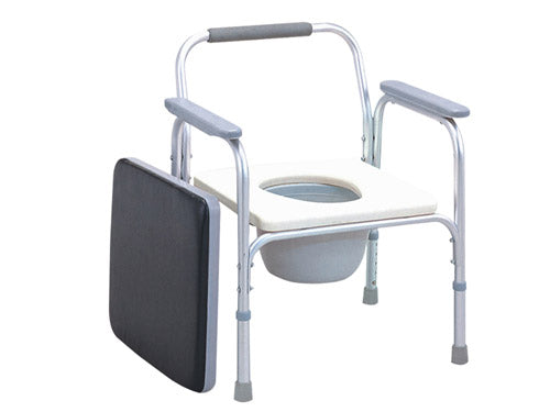 Heavyweight Steel Commode Chair FS895L