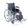 Chrome Wheelchair FS902C-46