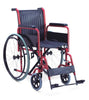 Wheelchair with Detachable Footrest and Armrest FS903