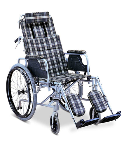 Reclining Wheelchair FS954GC-46