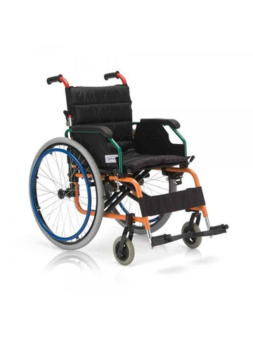 Children's Aluminium Wheelchair FS980LA-35