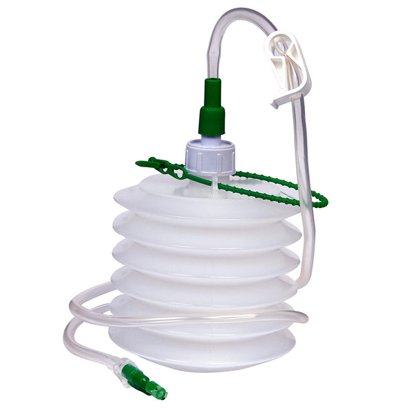 Polyvac Close Wound Suction