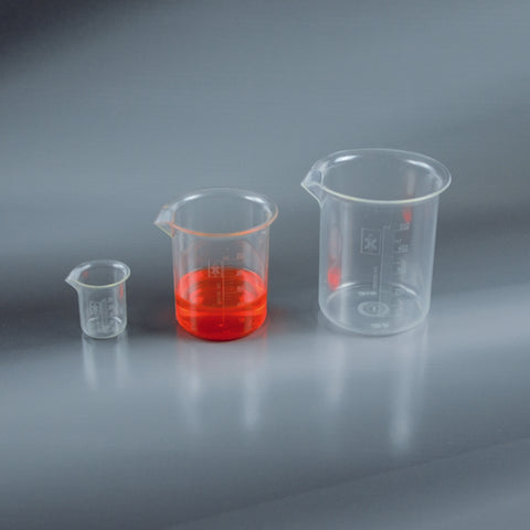 Beaker 600ml Glass A-41100113