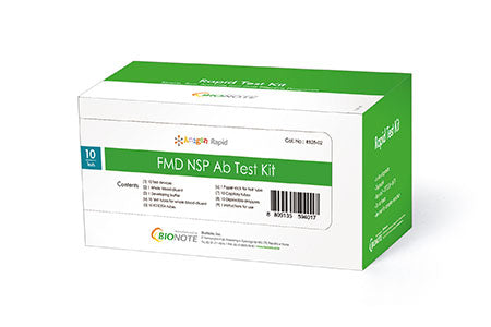 Antigen Rapid FMD NSP AB Test Kit