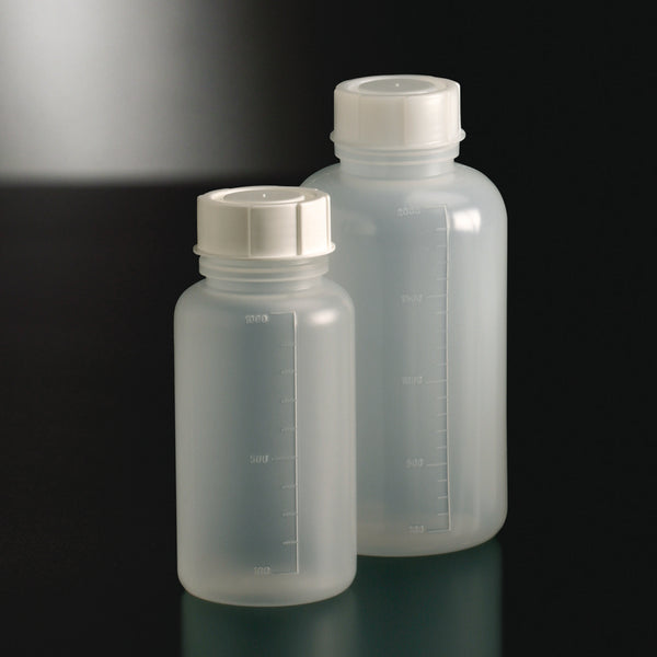 Bottles with Standard, Wide Neck