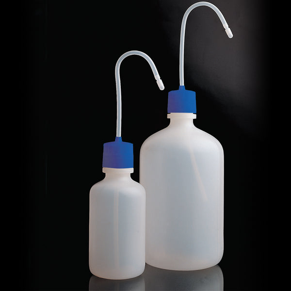 Wash Bottle with HDPE Cap