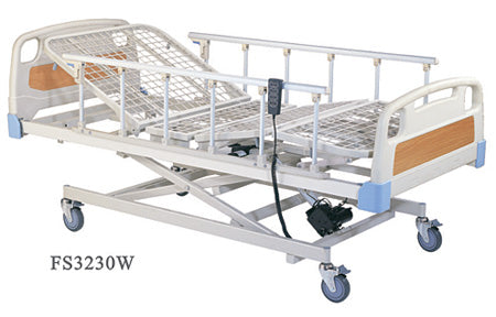 Electric 3-Adjustment Elevated Bed