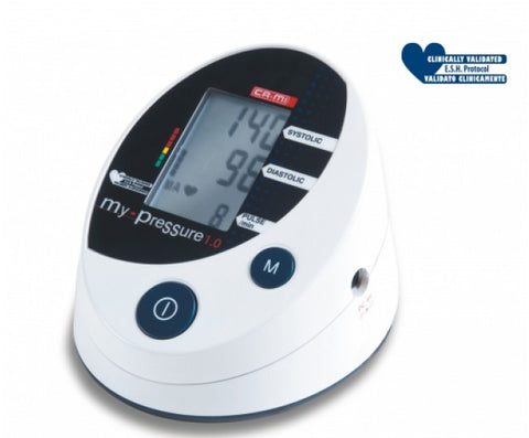 My Pressure 1.0 Auto Blood Pressure Monitor 501000