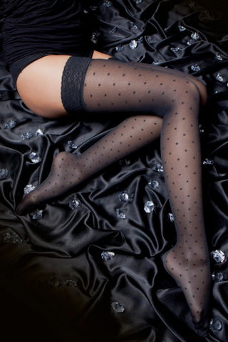 Attraction Collection Thigh-High Stockings