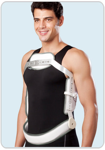 Hyperxtension Orthosis Brace