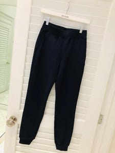 L'Agence - Moss H/R Jogger Pant - Midnight