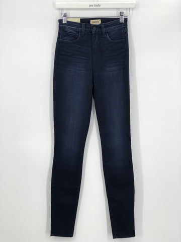 "L'Agence Marguerite High Rise 30"" Skinny - Marino"