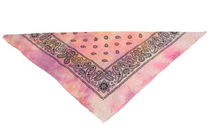 Masks By Branch Tie Dye Bandanas- Multi Colors