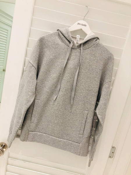 ALO - Interval Hoodie - Grey