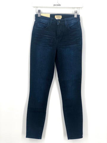 L'Agence Margot High Rise Skinny - Marino