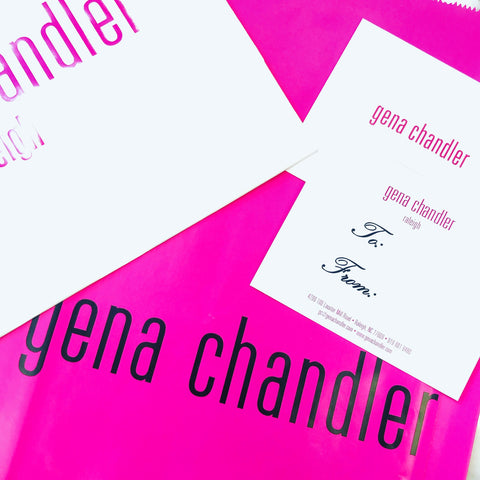 Gena Chandler Gift Card