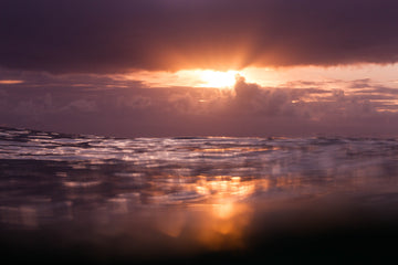 Dawn Storm Reflections