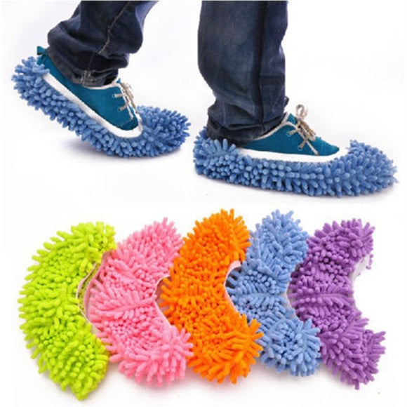 Chenille Cleaning Shoes