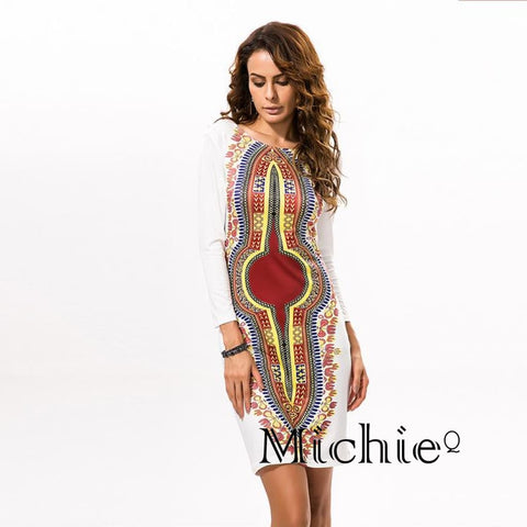 Autumn Long Sleeve Bodycon Sexy Dress - United States Free Shipping