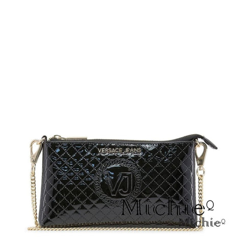Versace Jeans Evening Clutch With Strap - Bags - Handbags United States Free Shipping