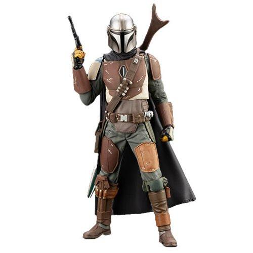 Kotobukiya ArtFx+ Mandalorian is almost here !