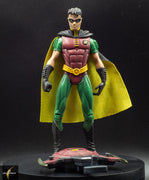 2003 Batman DC Super Heroes Battle Board Robin Action Figure - Loose