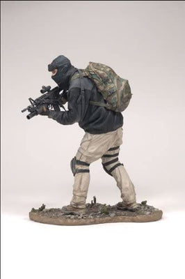 2007 McFarlane Military Series 5 Army Special Forces Operator - Action Figure Loose