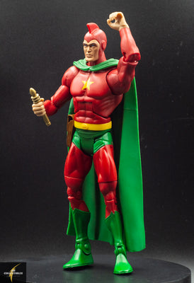 2010 DC Universe Classics Wave 15 Starman Action Figure- Loose