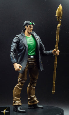 2010 DC Universe Classics Starman (Jack Knight Variant) Action Figure- Loose