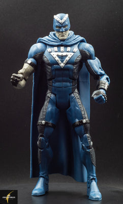 2011 DC Universe Classics Black Lantern Wave 1 Figure 2 Black Hand  Action Figure - Loose