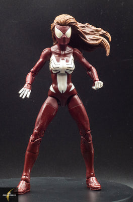 2013 Marvel Legends Warriors Of The Web Spider-Woman - Loose